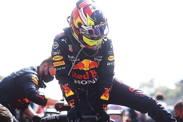 'Checo se ganó la permanencia en Red Bull': Christian Horner