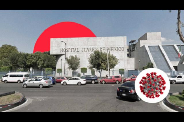 Preparan Hospital Juárez, en CDMX, para casos de Covid-19