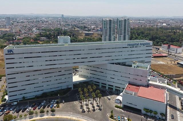Se alistan hospitales privados de Puebla para apoyar por Covid-19