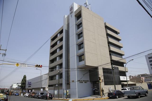 Hospitales privados de Puebla, saturados por pacientes Covid