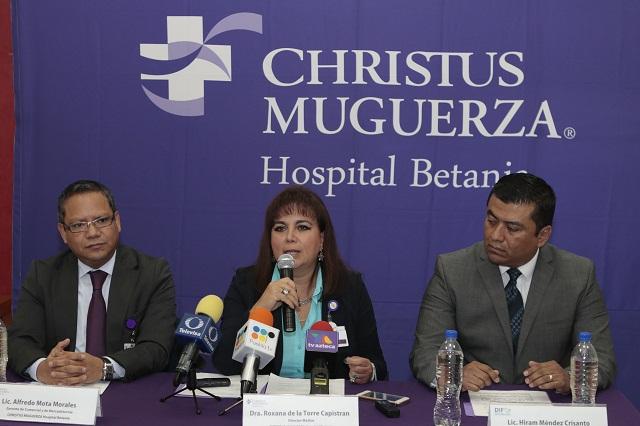 Cirugías gratuitas de malformación facial mejoran vida de 44 personas