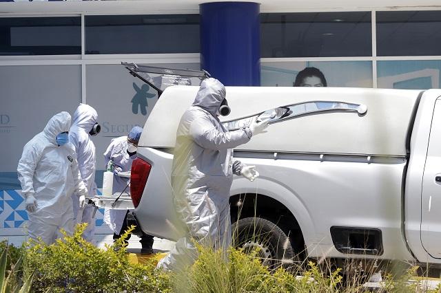 Fallecen 3 médicos en Puebla por contagio de Covid-19