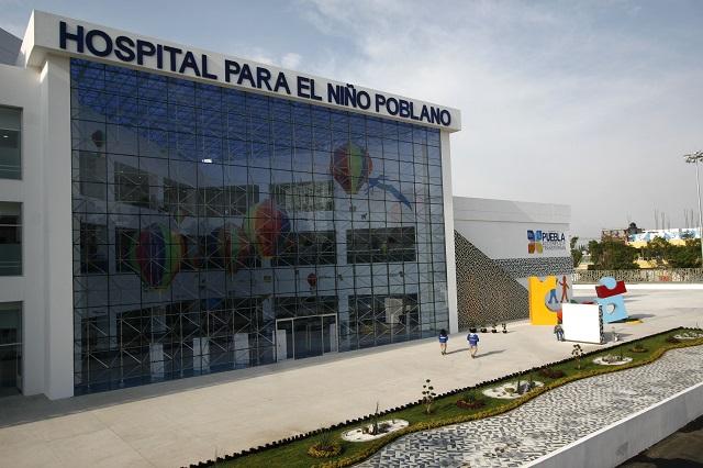 Gobierno comprará medicinas para niños con cáncer en Puebla