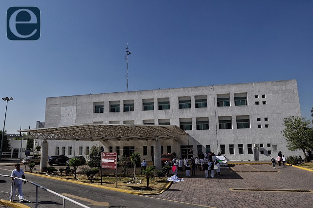 Dejan de atender Covid-19 cinco hospitales generales de Puebla
