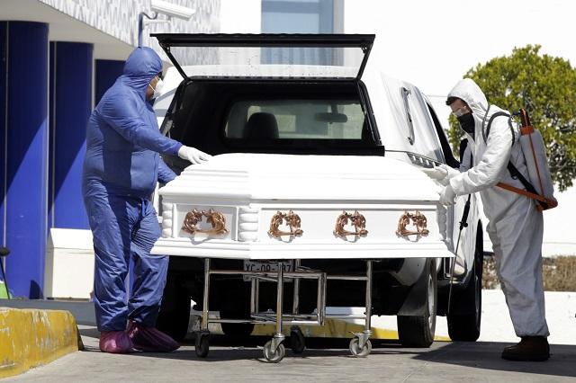 Presentó comorbilidad 77% de los muertos por Covid en Puebla