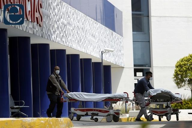 Esperan para septiembre pico de contagios covid en Puebla