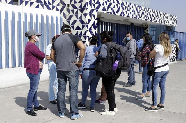 Regresa Puebla a más de 300 contagios Covid-19 por día