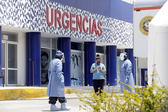 Rebasa Puebla los 600 muertos por Covid en fin de semana