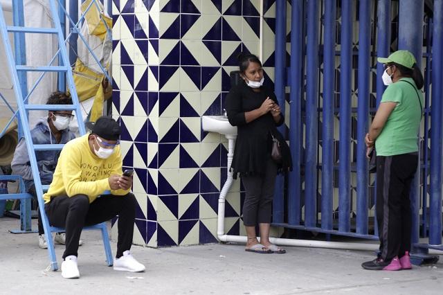 """""""Hay que redoblar las medidas para reducir contagios de Covid: Barbosa"""