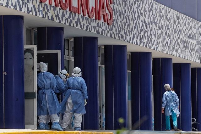En México, la mayor cifra de muertes en el sector salud del mundo: AI