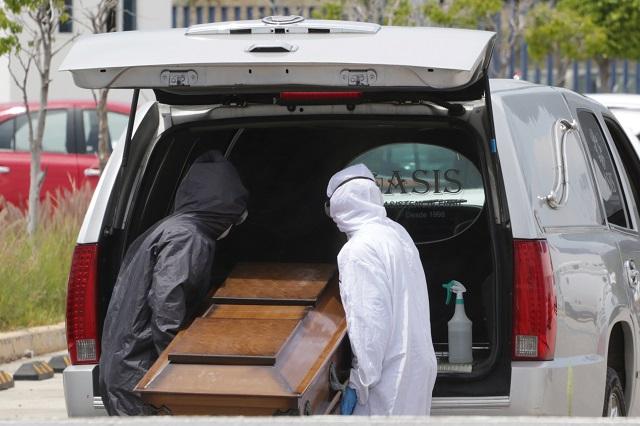 México supera las 100 mil muertes por el Covid-19
