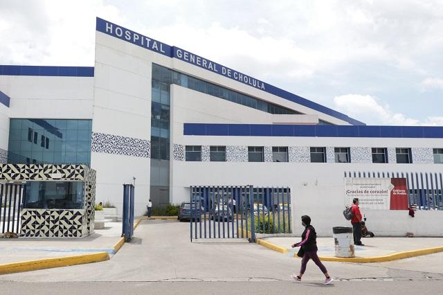 Disminuye cifra de hospitalizados por Covid-19 en Puebla