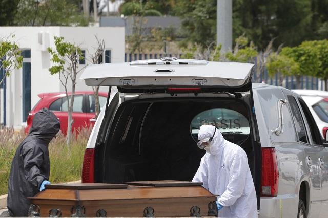 Muertes por Covid en CDMX son más de 20 mil, según actas