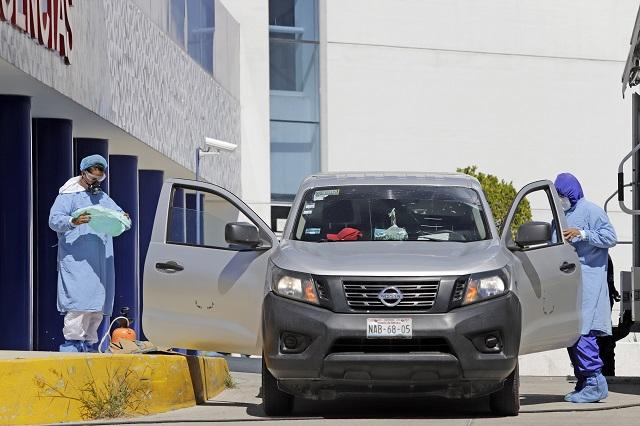 Han muerto 25 en Ayuntamiento de Puebla por el Covid-19