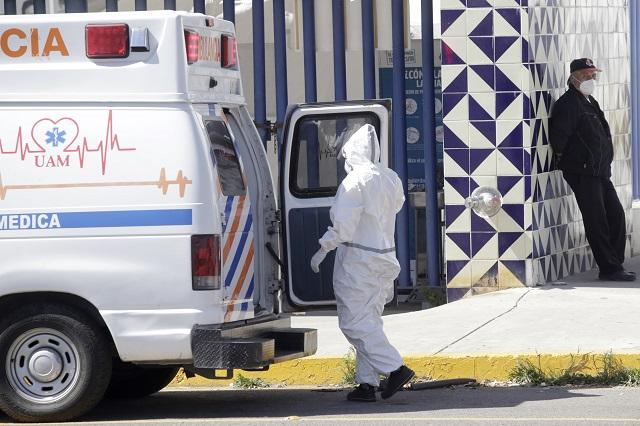 Segunda ola de Covid trajo más casos que julio 2020 en Puebla
