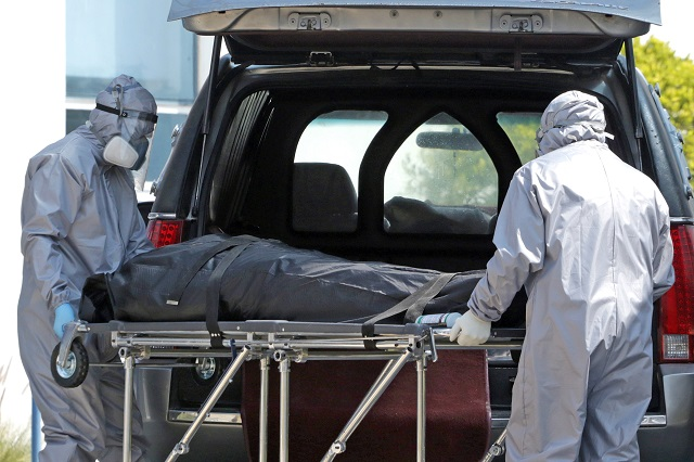 Registro Civil sólo confirma 62% de muertes por Covid-19 en Puebla