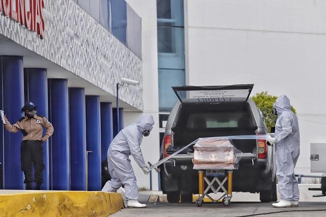 Covid mató a más mexicanos que la violencia, según cifras