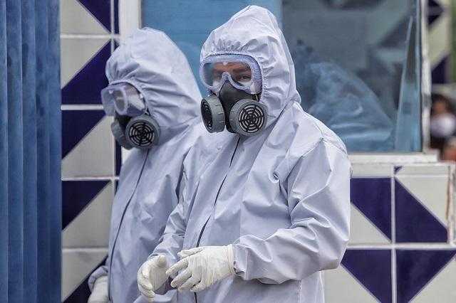 Personal de salud en México muere 6 veces más que en China por Covid