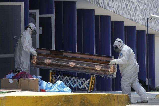 Alcanzaría Puebla 4 mil muertes por Covid-19 a finales de agosto