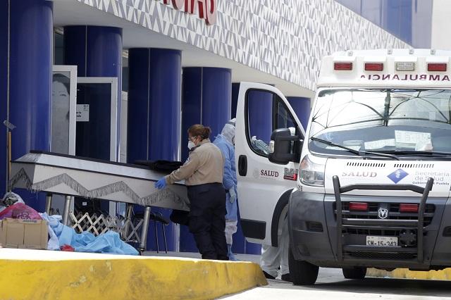 Ahora Puebla rompe récord de sospechosos de contagio: hay 460