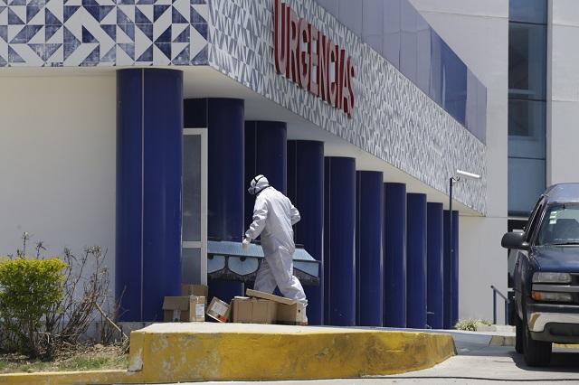 Reportan mil 255 muertes por Covid-19 en Puebla
