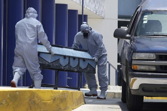 Covid en Puebla alcanza cifras récord: 381 casos y 27 muertos