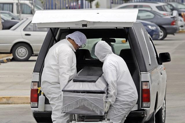Mueren 2 de cada 3 personas intubadas por covid en Puebla
