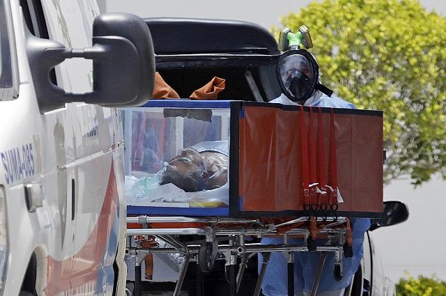 Repunta en julio índice de letalidad por Covid en Puebla