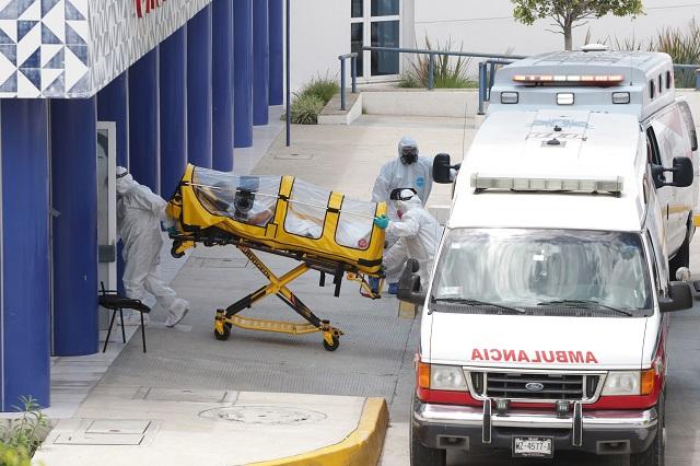Coloca UNAM a Puebla en cuarto sitio en muertes por Covid