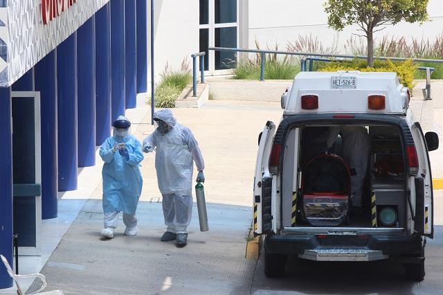 Llega Puebla a 28 mil contagios de coronavirus, acumulados