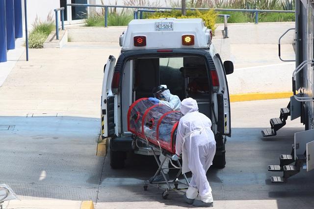 Es Puebla capital el municipio con más muertes por Covid