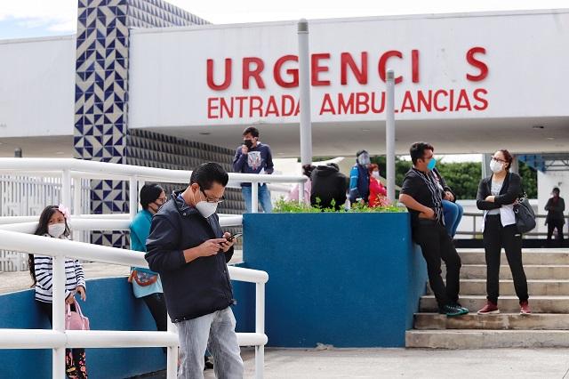 Podría llegar Puebla a 2,500 muertos por Covid: Conacyt