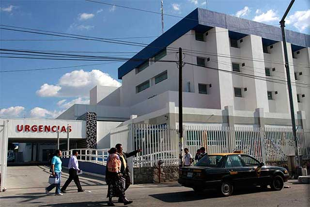 Resolver anomalías en Hospital del Sur, demanda el Congreso federal