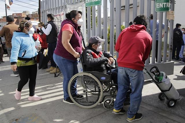 Covid-19 ya mató en México a 185 mil 715 personas