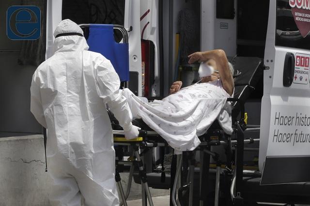 Baja en casos de Covid libera presión en hospitales del país