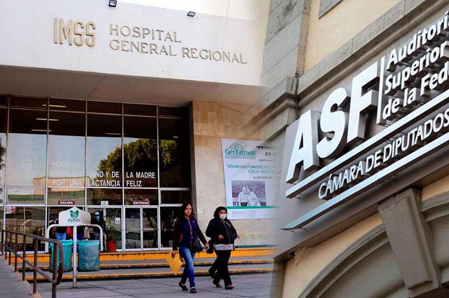Exhibe ASF pagos indebidos y errores el nuevo San Alejandro