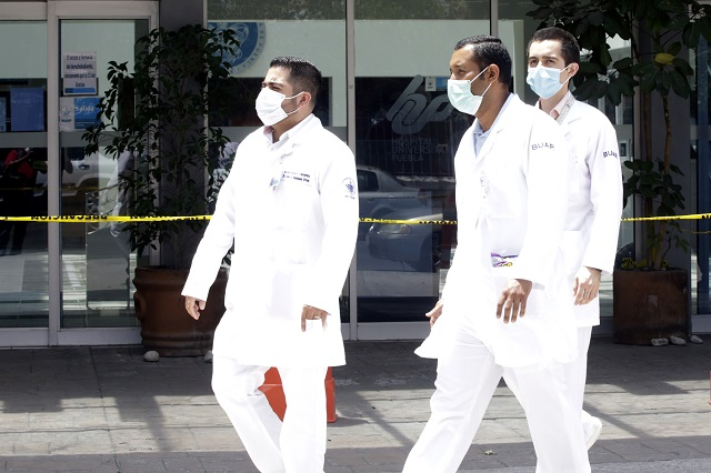 Encabeza Puebla y Atlixco muertes por Covid-19 en Puebla