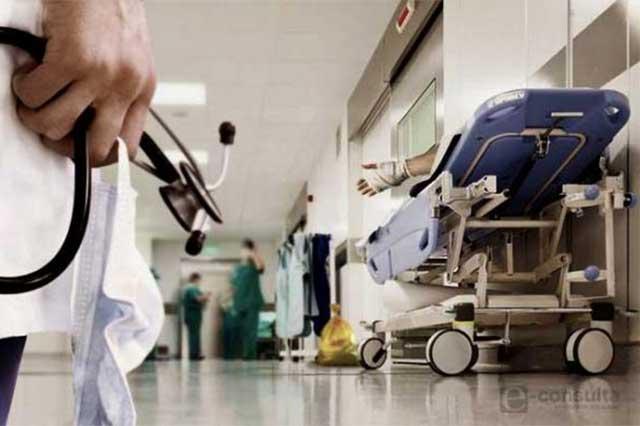 Hospital de Traumatología a tope por racha de accidentados: SSEP