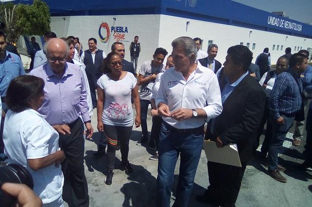 Amplían en Puebla atención de cuidados intensivos a neonatos