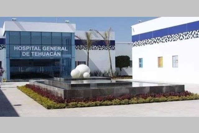 Con salario incompleto laboran en Hospital General de Tehuacán