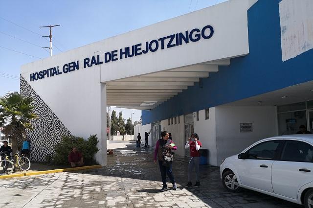 Sin casos de Covid-19 en hospital de Huejotzingo: Jesús Zamora