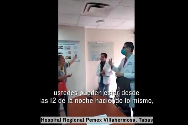 Por medicina contaminada, muere en Tabasco un trabajador de Pemex