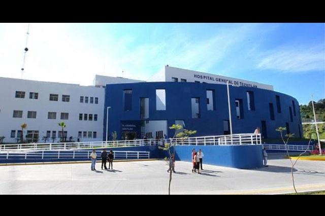 Hospital de Teziutlán se prepara para recibir casos de Covid-19