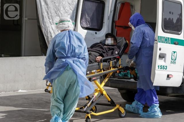 Cuatro hospitales de Puebla saturados por Covid