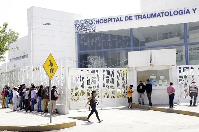 Hospitalizan a 3 de cada 10 personas con Covid en Puebla