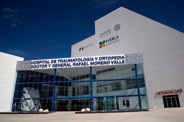 Hospital de Traumatología estará listo hasta abril: Escobedo