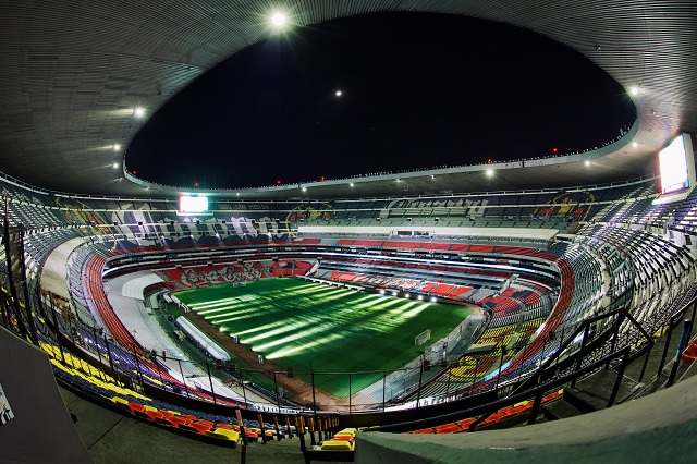 Estadio Azteca buscar ser sede mundialista con nuevo hotel y centro comercial