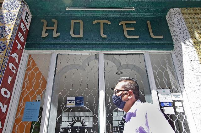 Pierden 2 mil empleos hoteles de Puebla por pandemia