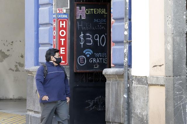 Tarifas hoteleras en Puebla no son ofertas, sino desesperación
