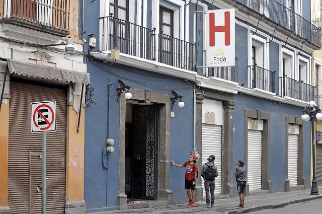 Cae 14% ocupación hotelera en Puebla capital en 2021